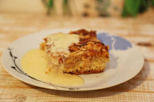 Pampered Chef großer Ofenzauberer Apfelkuchen