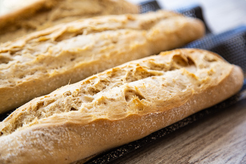 Thermomix Baguette Teiglinge