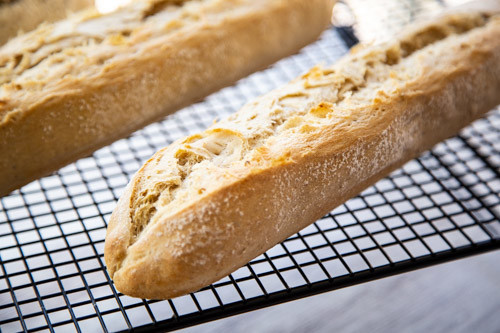 Thermomix Baguette