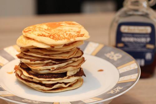 Thermomix Dinkel-Pancakes