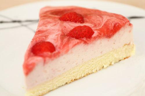 Die Erdbeer Quark Torte Ist Ein Leichter Genuss Aus Dem Thermomix