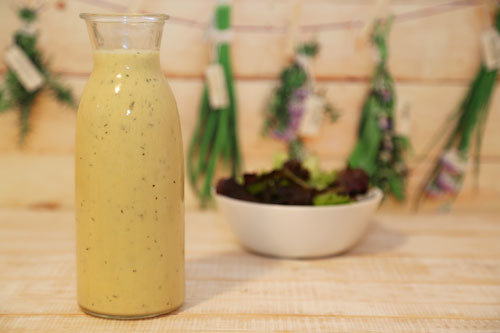 Thermomix Joghurt-Dressing