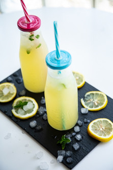 Thermomix Ingwer-Minz-Limonade