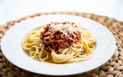 Bolognese-Sauce mit dem Thermomix