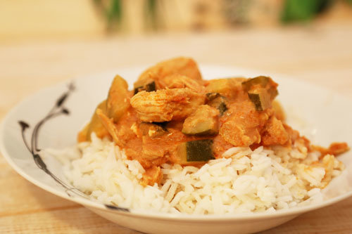 Thermomix Chicken Tikka Masala
