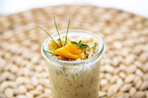 Couscous-Salat nah