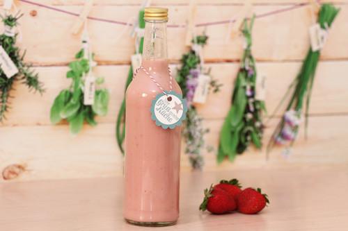 Thermomix Erdbeer-Creme-Likör
