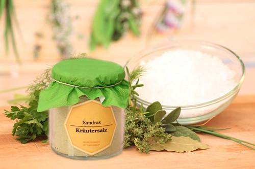 Thermomix Kräutersalz