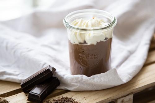 Thermomix Schokoladen-Pudding