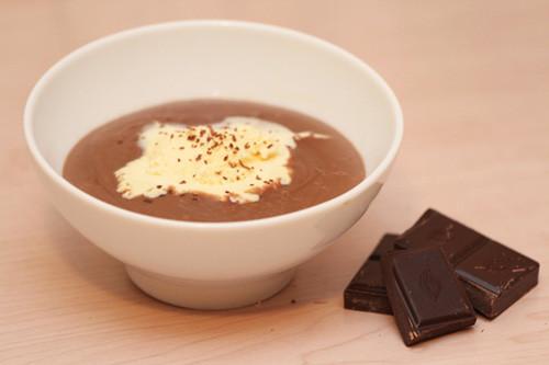 schokoladenpudding im thermomix mit vanilleeis einfach der hammer. Black Bedroom Furniture Sets. Home Design Ideas