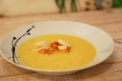 Thermomix Senfsuppe