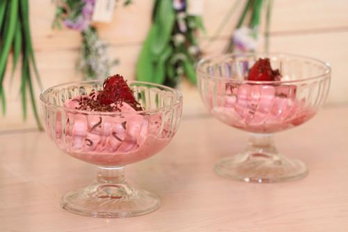 Thermomix Erdbeer-Vanille-Eis
