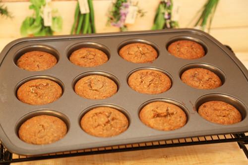 Pampered Chef Mandel-Kokos-Muffins