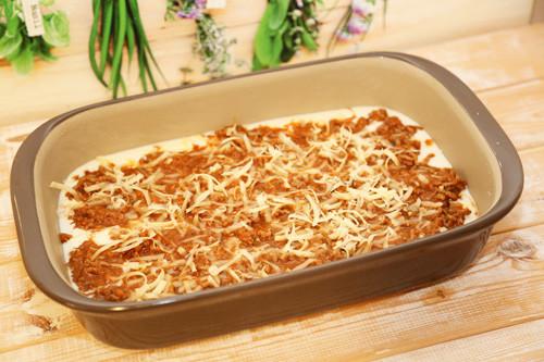 Pampered Chef Lasagne Schicht