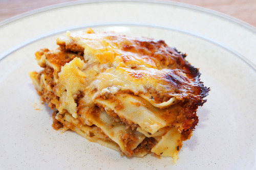 Ofenmeister Lasagne