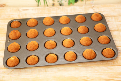 Pampered Chef Vanille-Muffins