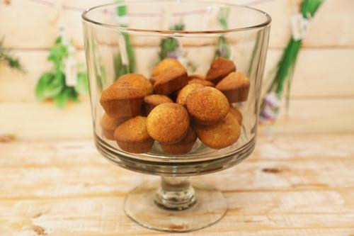 Elfenkönigin mit Mini-Muffins