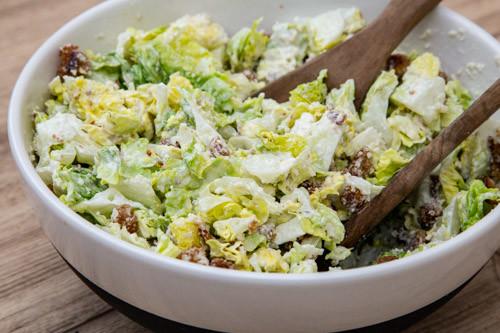 Thermomix Caesar Salad