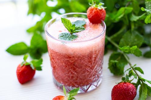 Thermomix Erdbeer-Daiquiri