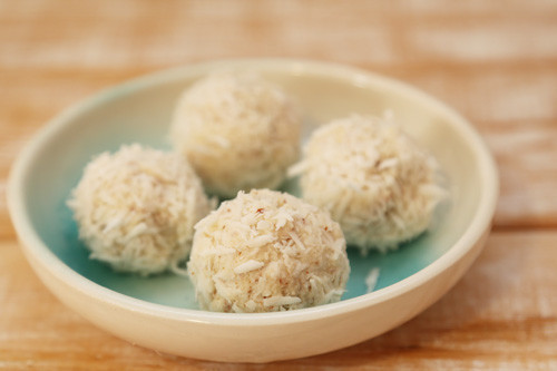 Thermomix Low-carb Raffaello