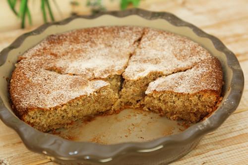 Mallorquinischer Mandelkuchen In Der Pieform Von The Pampered Chef