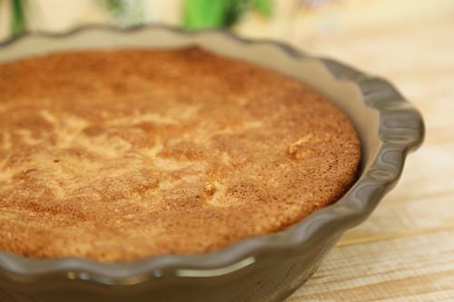 Pampered Chef fertiger Mandelkuchen