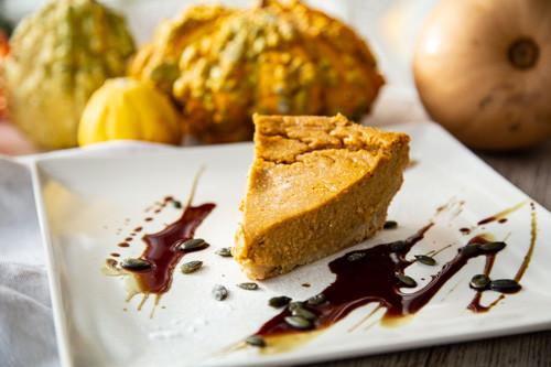 Pampered Chef Pieform Pumpkin-Pie Stück