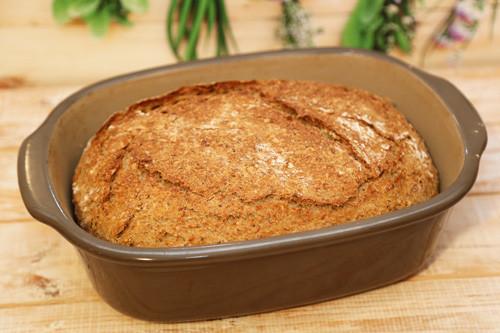 Dinkel-Müsli-Brot in OFenmeister