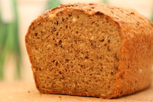 Pampered Chef Dinkel-Müsli-Brot