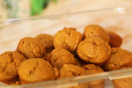 Pampered Chef vegane Möhren-Muffins