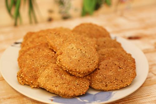 Thermomix Quinoa-Puffer