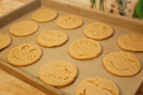 Pampered Chef Kekse aus Kekse-Ausstechern