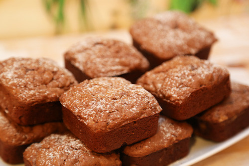 Pampered Chef Brownies