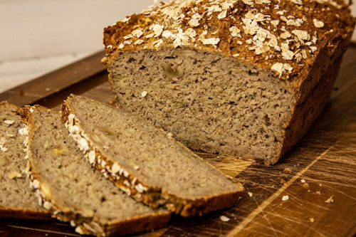 Thermomix Low-Carb Brot