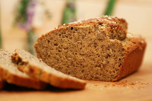 Pampered Chef Zauberkasten Buchweizen Körner Brot