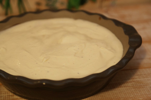 Pampered Chef Cheesecake mit Topping