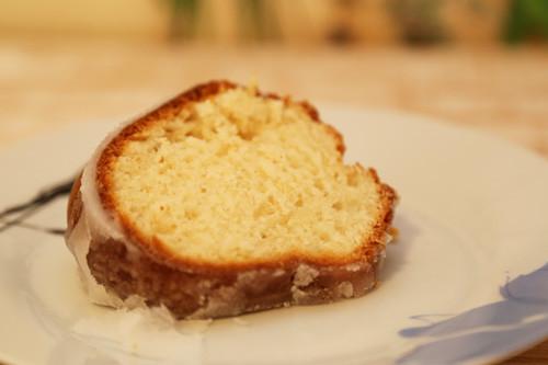 Pampered Chef Quarkkuchen Stück