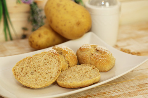 Pampered Chef Kartoffelbrötchen