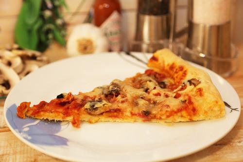 Pampered Chef weißer Stein Lady Pizza Käserand