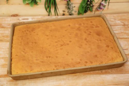 Pampered Chef Ofenzauberer Kokos-Mango-Kuchen Boden