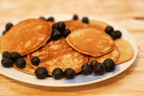 Thermomix Pancakes alternativ
