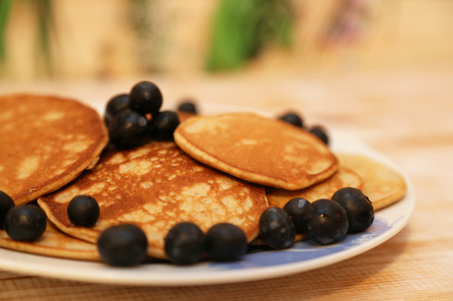 Thermomix Pancakes alternativ