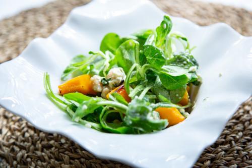 Thermomix Kürbis-Kichererbsen-Salat