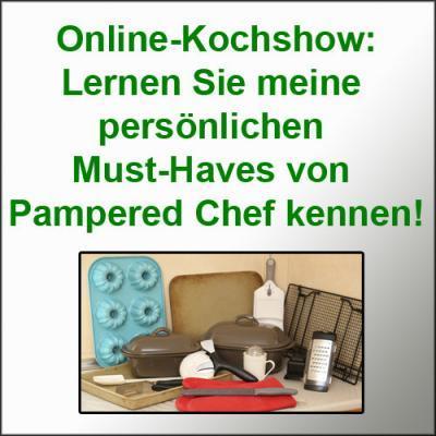Online-Kochshow