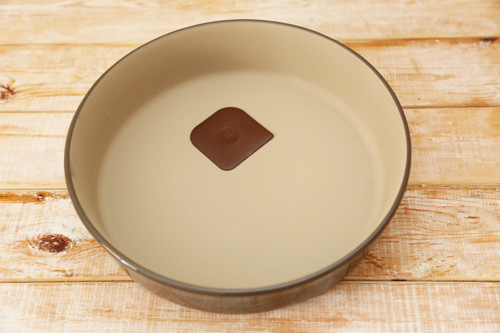 Pampered Chef runde Stoneware