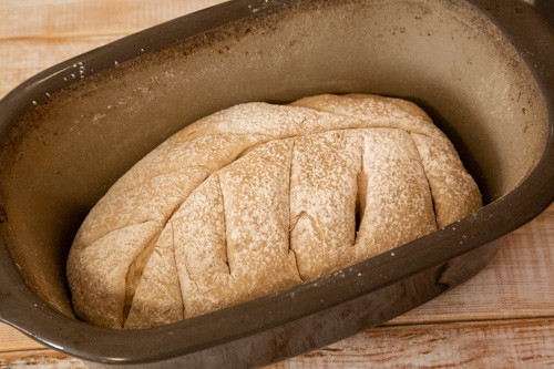 Pampered Chef Mischbrot Falkensee Tig in Lily