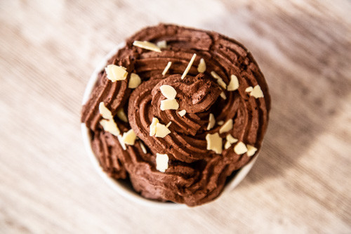Thermomix Mousse au chocolat