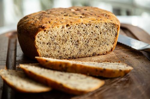 Pampered Chef Kamut-Dinkel-Brot