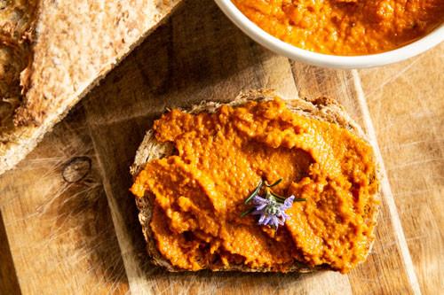 Thermomix Karotten-Zucchini-Aufstrich