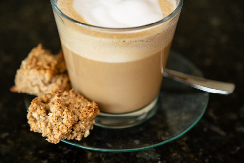 Pampered Chef Müsli-Happen mit Cafe